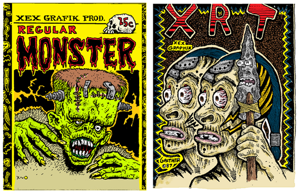 Xex Cover Samples